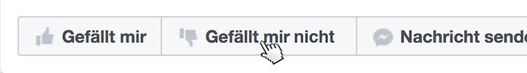 dislike_gefaellt_nicht_button